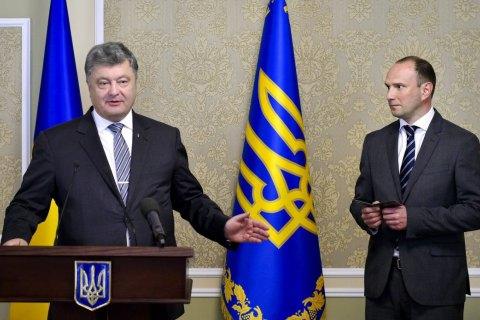 Порошенко назначил руководителя Службы внешней разведки