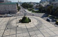 Прокуратура назвала розмір збитків від дрифту на Софійській площі (оновлено)