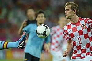 Испания выбивает Хорватию