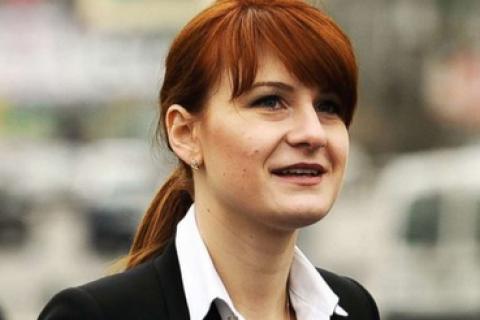 Российская шпионка Бутина получит кресло в Госдуме