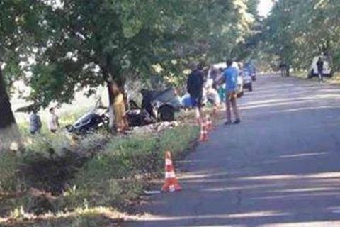 П'ятеро молодих людей загинули в ДТП у Київській області (оновлено)