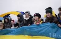 Обращение на русском приятно лишь 15,4% украинцам