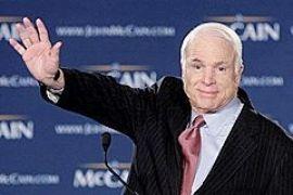Джон Маккейн стал национальным героем Грузии