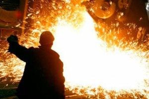 Украинские сталевары продолжают отставать от турков и бразильцев
