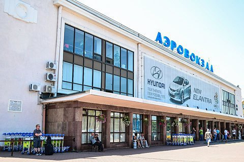 "НАБУ провело обшук в аеропорту ""Одеса"""