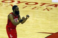 Харден набрав 110 очок за два матчі в чемпіонаті НБА
