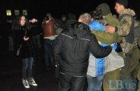 Ротно-тактическая группа морпехов вернулась в Николаев на ротацию