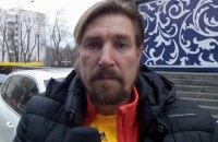 Переданный при обмене пособник боевиков вернулся в Украину и собирается участвовать в выборах