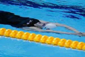 На Олімпіаді розгорівся скандал через китайську плавчиню