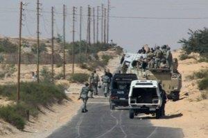 На Синае убиты 24 египетских полицейских