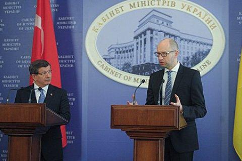 Турция выдала Украине кредит на 50 млн долларов