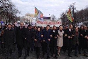 """Митинговавших """"свободовцев"""" вызывают на допрос"""