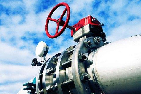 Украина увеличила запасы газа в подземных хранилищах до 22,3 млрд куб. м