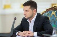 Зеленський провів термінове засідання РНБО, щоб вирішити проблеми з КСУ, - ЗМІ