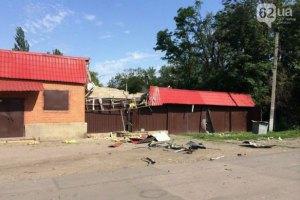 По Донецьку стріляли з артилерії