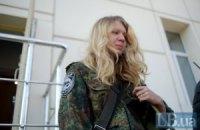Суд арестовал подельницу подозреваемых в расстреле милиционеров