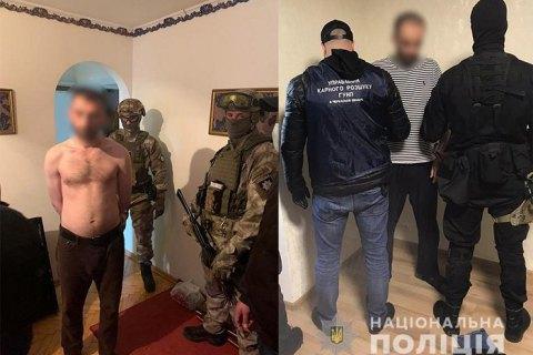 Двое иностранцев взорвали банкомат в Черкасской области и украли 400 тыс. гривен