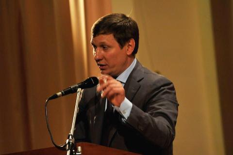 Асоціацію платників податків в Луганській області очолив Шахов