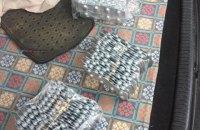 Во Львовской области задержали мужчину с наркотаблетками на 400 тысяч гривен