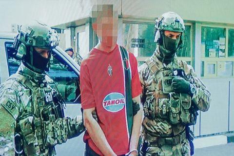 СБУ выложила переговоры французского террориста