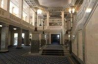 Парламент скасував пленарний день у п'ятницю