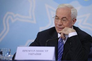 Азаров: памперсы и презервативы будут делать в Украине