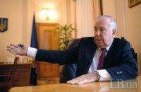Янукович не собирается распускать парламент, - Рыбак