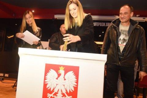 У Польщі проходять парламентські вибори