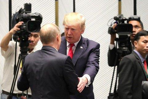 Трамп и Путин подписали совместное заявление по Сирии