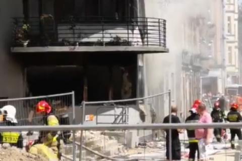 У Польщі через вибух газу загинули троє людей