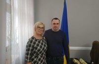 Денісова зустрілася з Сенцовим