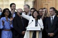 Мер Парижа: обрання Байдена президентом США - чудова новина для світу