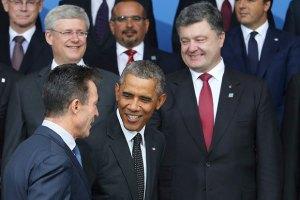 Украина представит программу сотрудничества с ЕС и НАТО на следующей неделе, - Порошенко