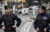 Поблизу грецького аеропорту вибухнув автомобіль