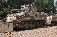 В Германии завершаются учения Combined Resolve с участием украинских военных