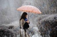 ГосЧС предупреждает киевлян о 6 см снега и гололеде