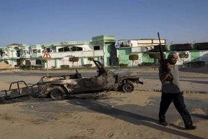 Англия стала спонсором ливийских повстанцев