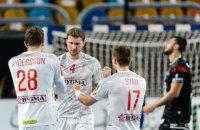 Дві скандинавські збірні зіграють у фіналі чемпіонату світу з гандболу