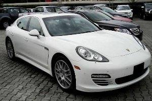 Хачеріді купив собі новий Porsche