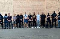 У Києві спіймали банду, яка вчиняла напади на іноземців