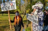 Активисты призывают бойкотировать российские АЗС