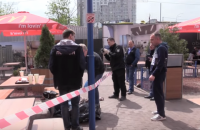 В Киеве посетитель McDonald's убил мужчину, который курил у ресторана