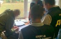 На Херсонщині командир дивізіону військової частини вимагав хабарі у підлеглих, - прокуратура