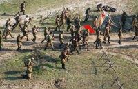 Реконструкция боя по освобождению Запорожья вошла в Книгу рекордов Украины