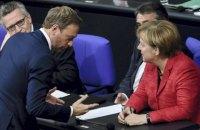 Что теперь, Германия?