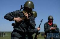 У Красноармійську війська Нацгвардії взяли під охорону міськраду та міліцію