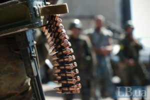 В СНБО заявили о снижении боевой активности в зоне АТО