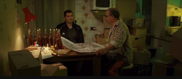 Кадр з фільму «Дім, милий дім»