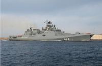 Россия провела ракетные стрельбы около оккупированного Крыма