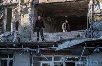 Снаряд бойовиків влучив в офіс Авдіївського коксохіму